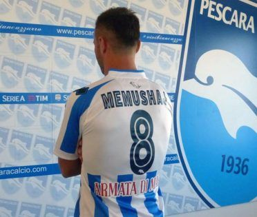 Font Pescara 2016-17 Memushaj