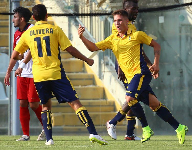 Divisa Modena home 2016-17