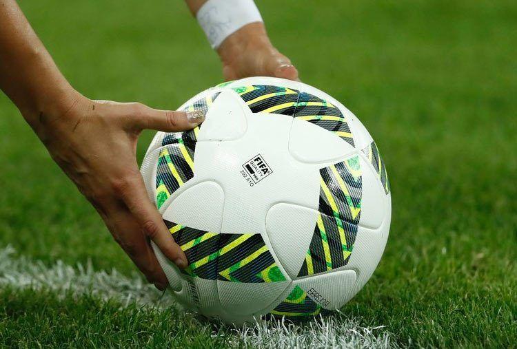 Il pallone da calcio delle Olimpiadi 2016