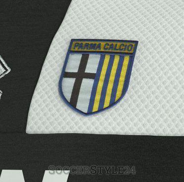 Stemma storico Parma maglia 2016-17