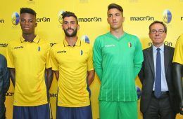 Presentazione maglia Modena 2016-2017