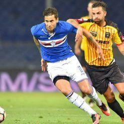 Ricky Alvarez in Sampdoria-Bassano 2016-17