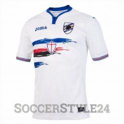 Sampdoria maglia trasferta 2016-2017