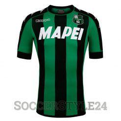 Prima maglia Sassuolo 2016-2017 Kappa