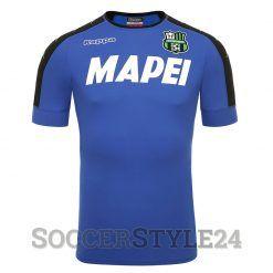 Terza maglia Sassuolo 2016-2017 blu