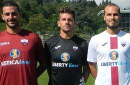 Maglie Trapani Calcio 2016-2017