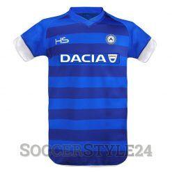 Udinese maglia trasferta blu 2016-17