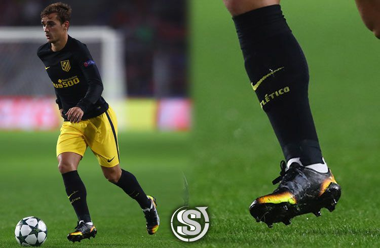 Antonie Griezmann (Atletico Madrid) - Puma EvoSpeed SL II Graphic