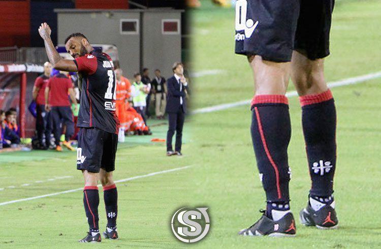 Joao Pedro (Cagliari) - Nike HyperVenom Phinish NJR x Jordan