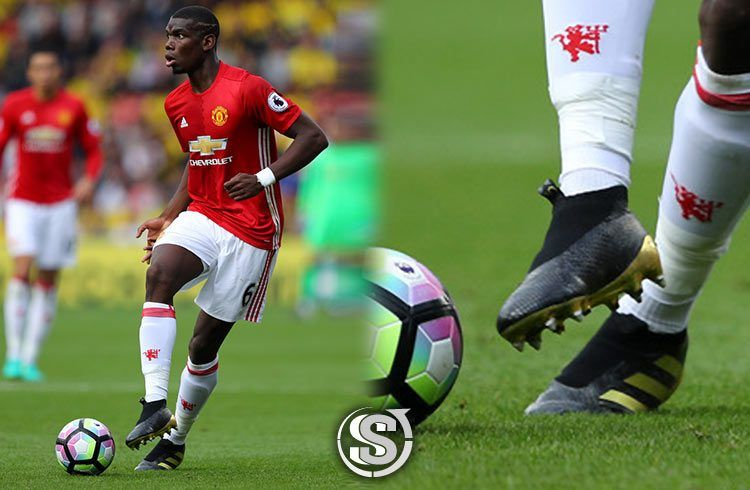 Paul Pogba (Manchester United) - adidas ACE16+ PureControl