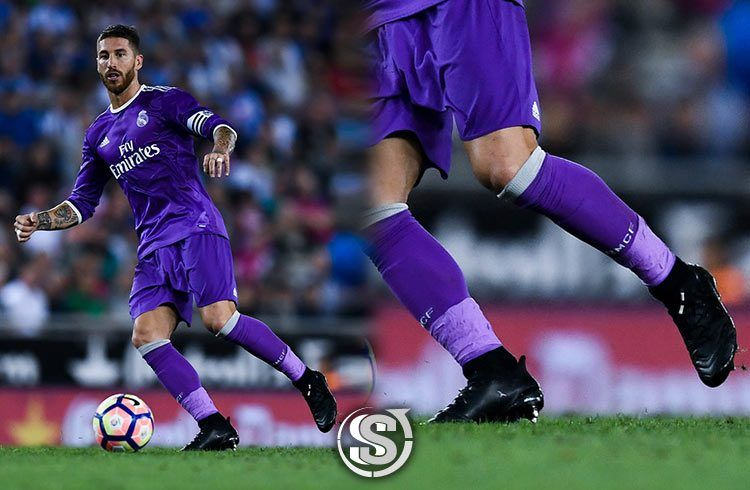Sergio Ramos (Real Madrid) - adidas X16.1
