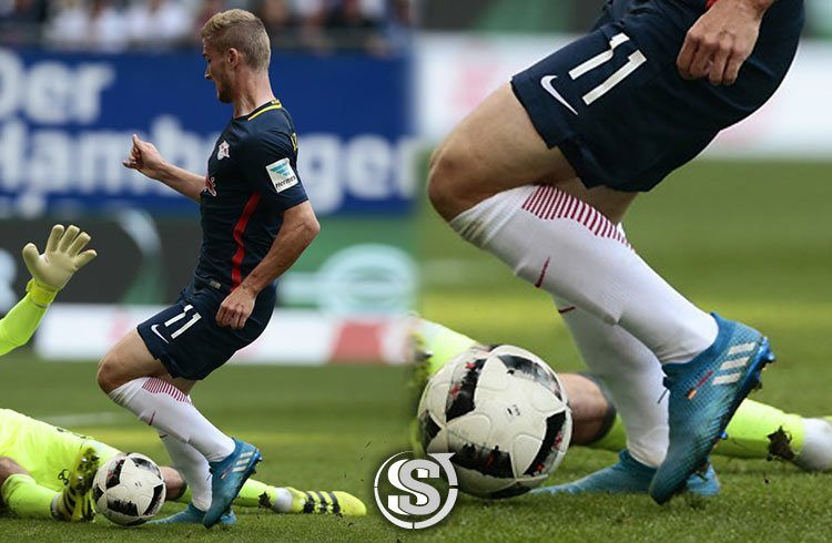 Timo Werner (RB Lipsia) - adidas MESSI16+ PureAgility
