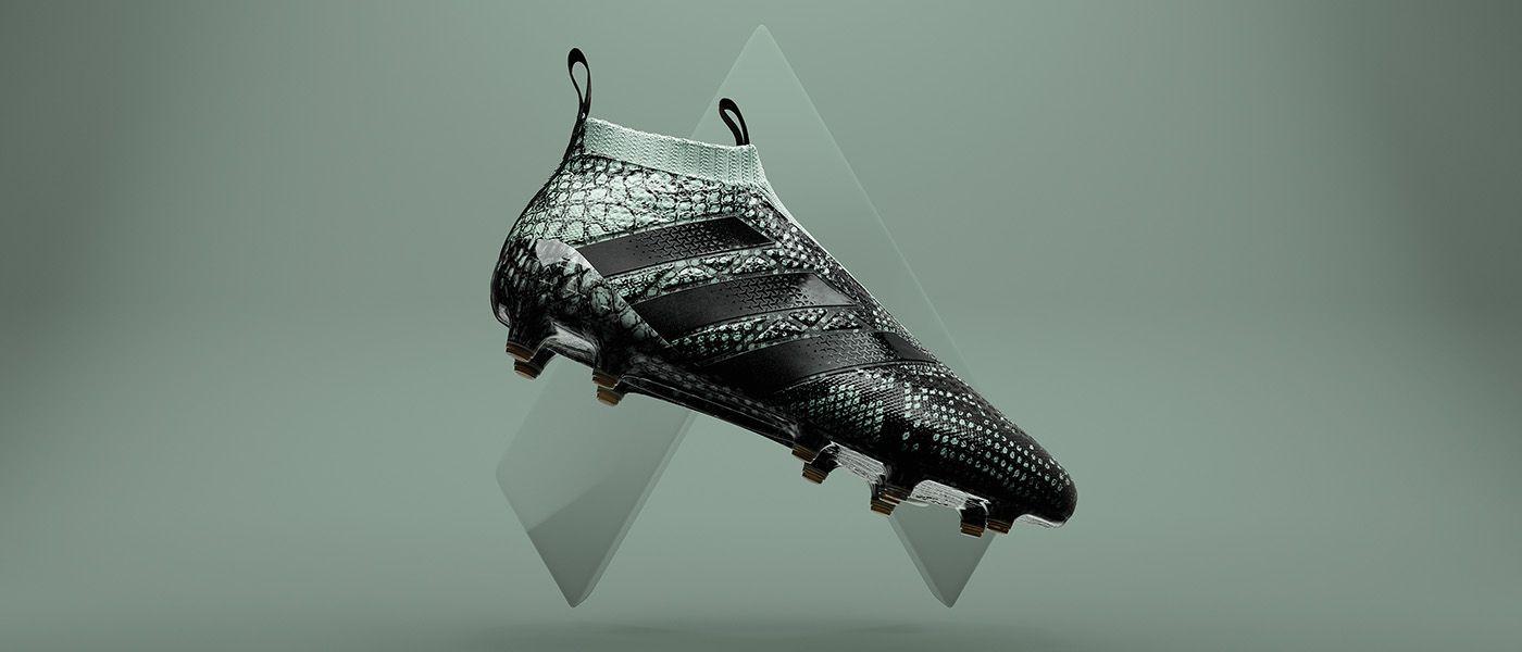 Adidas Viper Pack, scarpe in pelle di serpente