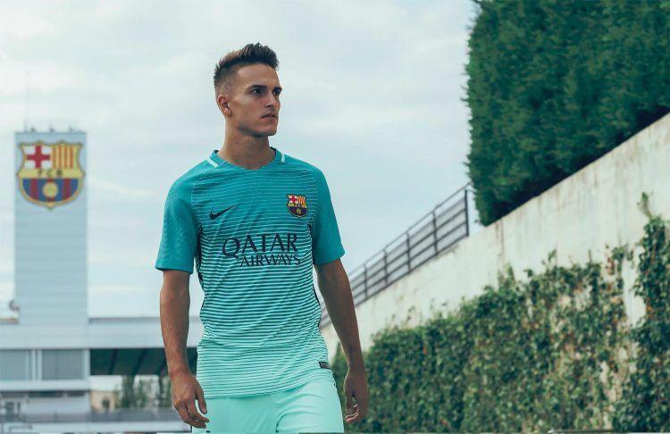 Terza maglia Barcellona 2016-2017
