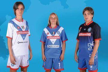 Maglie Brescia Calcio Femminile 2016-2017