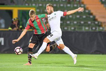 Seconda maglia Pordenone 2016-17