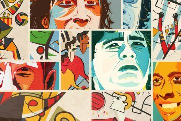 Ritratti poster Mondiali Neil Stevens