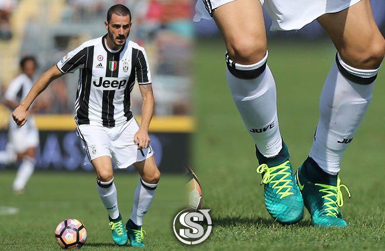 Leonardo Bonucci (Juventus) - Nike Magista Obra II