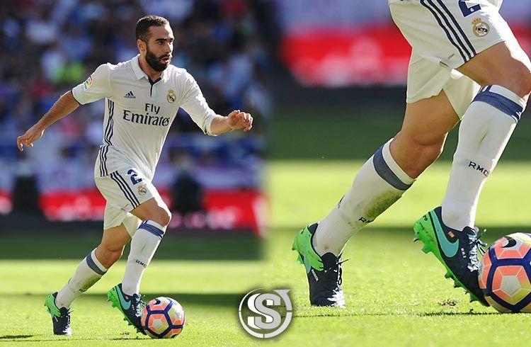 Carvajal (Real Madrid) - Nike Tiempo Legend VI