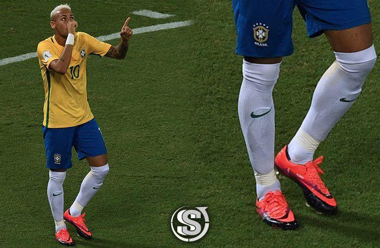 Neymar (Brasile) - Nike HyperVenom Phinish