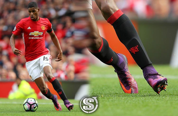 Marcus Rashford (Manchester United) - Nike Mercurial Superfly V