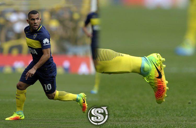 Carlos Tevez (Boca Juniors) - Nike Magista Obra II