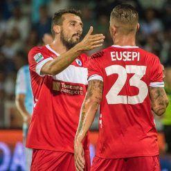 Eusepi Entella-Pisa 2016-17