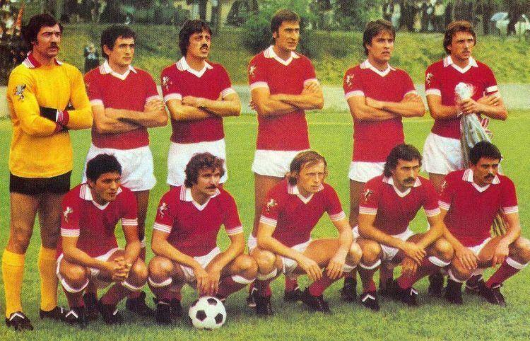 Perugia 1976-1977 formazione