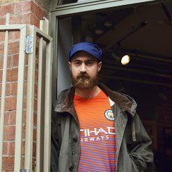 Sharif Reyhani, Manchester City fan