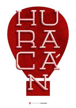 Huracan Poster Lawerta