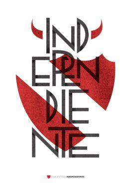 Independiente Poster Lawerta