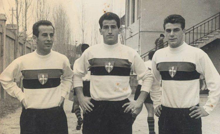 Maglia Pisa Calcio anni 50