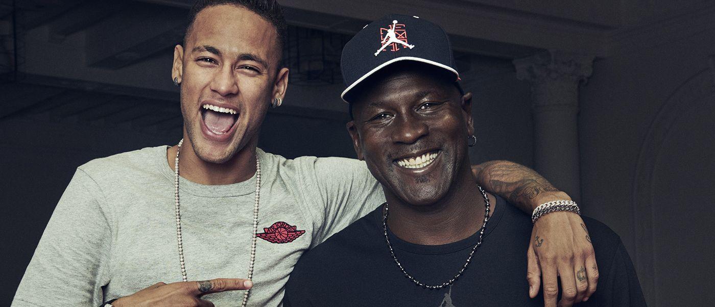 neymar-jr-michael-jordan