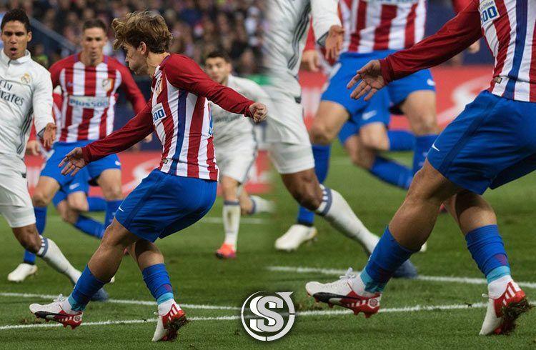 Antonie Griezmann (Atletico Madrid) - Puma EvoSpeed SL II