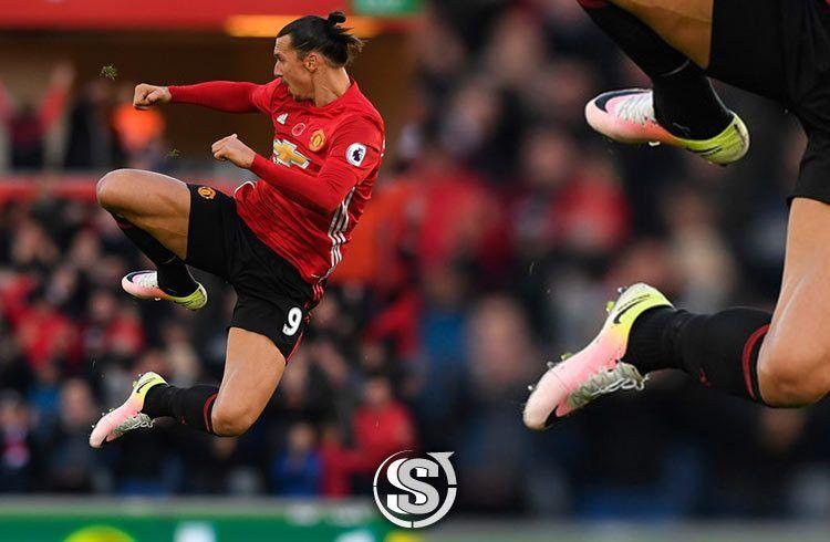 Zlatan Ibrahimovic (Manchester United) - Nike Mercurial Vapor X