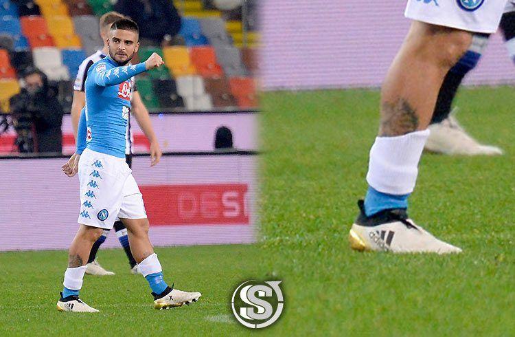 Lorenzo Insigne (Napoli) - adidas X16+ PureChaos