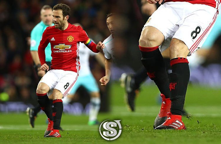 Juan Mata (Manchester United) - adidas ACE17+ PureControl