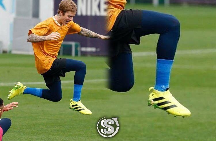 Justin Bieber - adidas ACE16+ PureControl