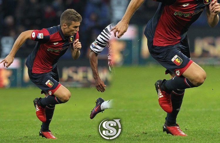 Darko Lazovic (Genoa) - adidas X 16+ PureChaos