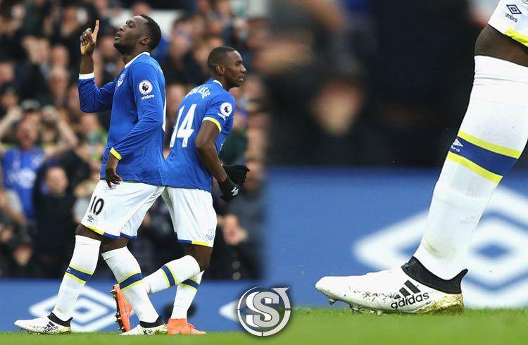 Romelo Lukaku (Everton) - Adidas X 16.1