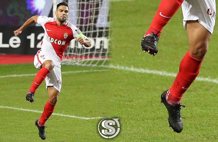 Radamel Falcao (Monaco) - Puma EvoSpeed 1.5