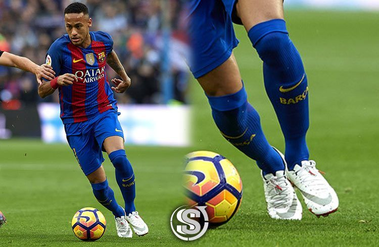 Neymar (Barcellona) - Nike HyperVenom Phinish NJR x Jordan