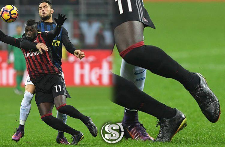 Mbaye Niang (Milan) - Nike HyperVenom Phinish