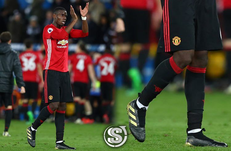 Paul Pogba (Manchester United) - adidas ACE 16+ PureControl