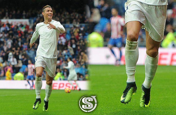 Cristiano Ronaldo (Real Madrid) - Nike Mercurial Superfly V CR7