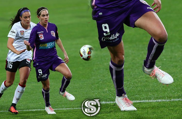 Rosie Sutton (Perth Glory) - Puma EvoTouch
