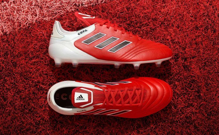 adidas Copa 17.1 Red Limit scarpe da calcio