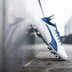 Scarpe da calcio evoTouch Pro Puma bianche