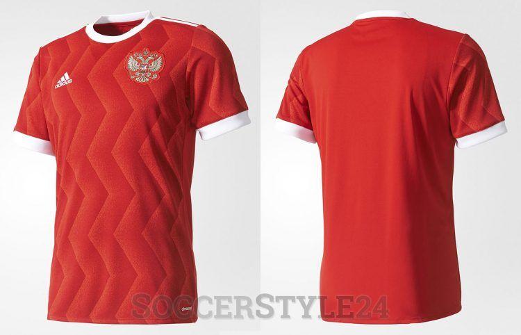 Maglia Russia Confederations Cup 2017