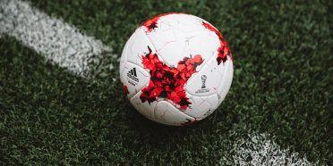 Pallone Confederations Cup 2017 Russia